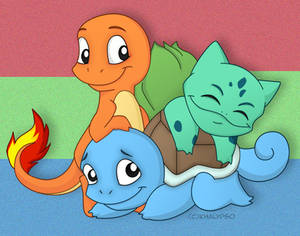 who's your starter?