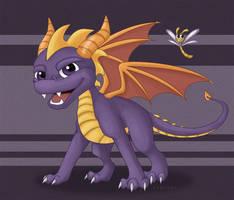Spyro by Khalypso