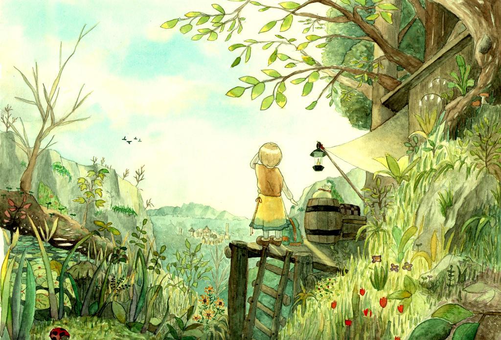 [SVIGNORE] A Lefian's house by Nonohara-Susu