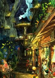 [SVIGNORE] Herb Shop -Panacea- by Nonohara-Susu