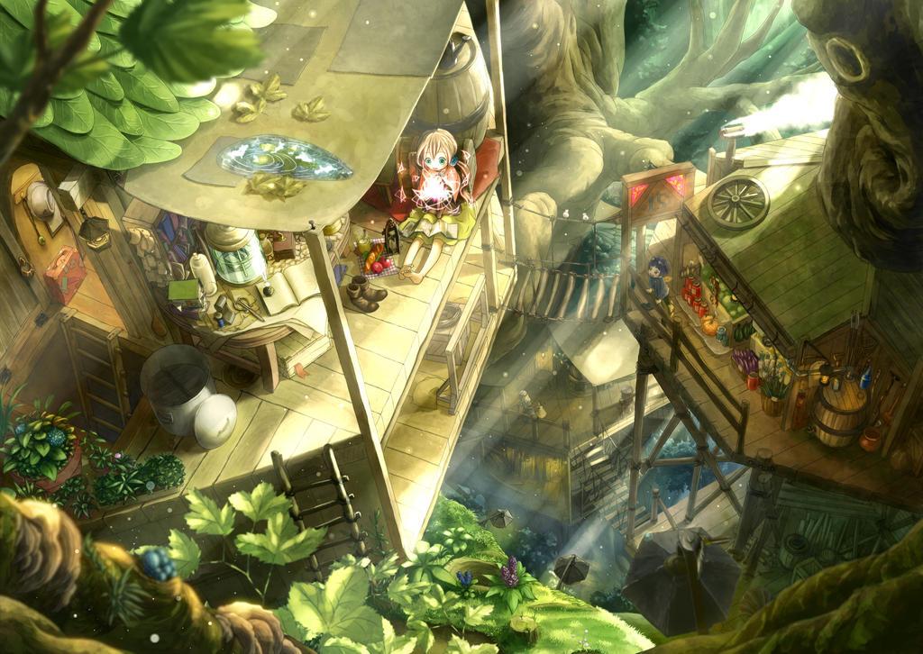[SVIGNORE] Lefian's Commune -Forecrest- by Nonohara-Susu