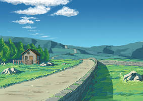 2hour drawing by Nonohara-Susu