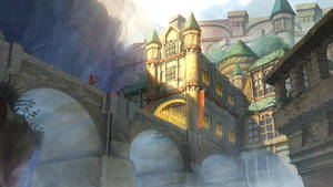 [SVIGNORE] Gate of the canyon