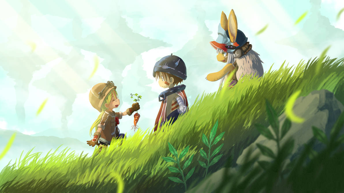 Made in Abyss 01 by Nonohara-Susu