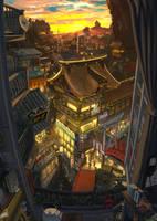 Heisei fantasy by Nonohara-Susu