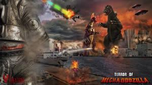 Godzilla: Birthday Ed.7(Terror of Mechagodzilla)