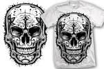 Candy skull-Dia de los Muertos