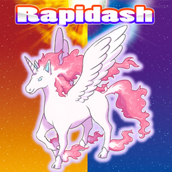 Rapidash Variant