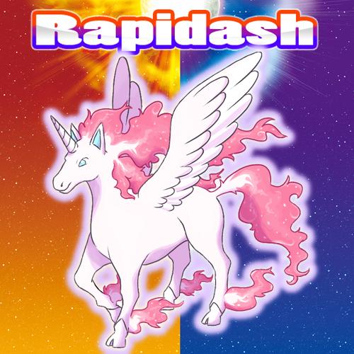 Rapidash Variant by Swag-Beetles