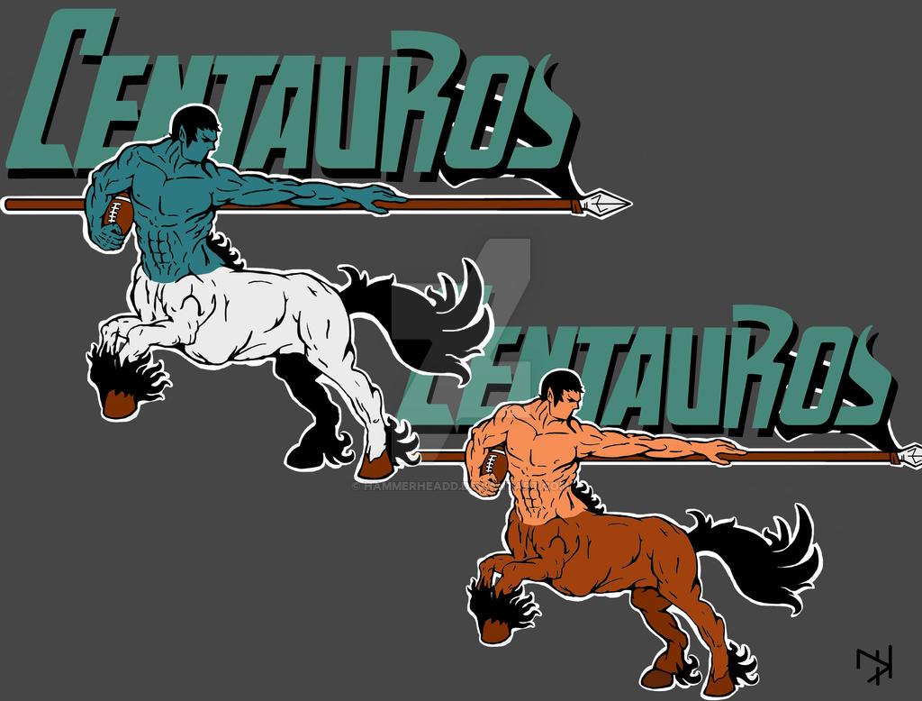 The Centaur by Hammerheadd