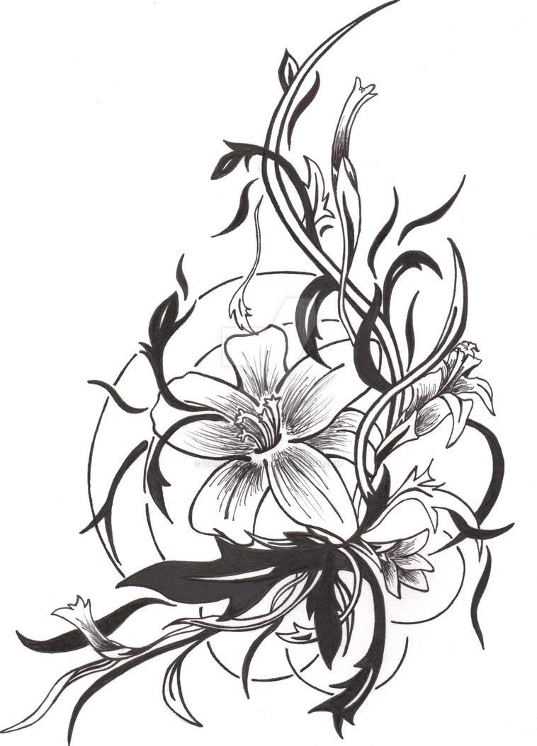 130ec750fa024 Tattoo Design by DarkFoxBlade on DeviantArt