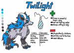 Twilight the Mightydoomark (ref) by LuWickios97