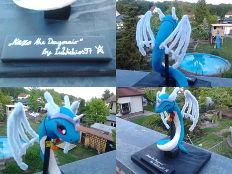 [Gift] Kaza the Winged Dragonair Statue