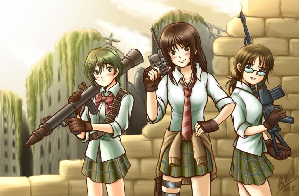 Download Anime Kore Wa Zombie Desu Ka Batch