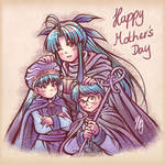 Golden Sun - Mother's Day by Thaumana