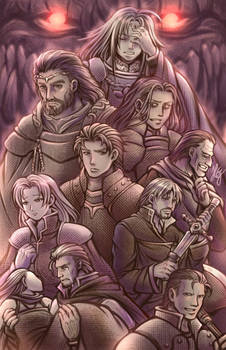 Antagonists of Fire Emblem - The Sacred Stones