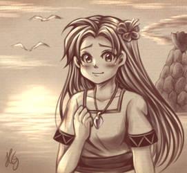 Don't forget me (Link's Awakening)