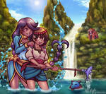 Watch your step, luksao (Indivisible) by Thaumana