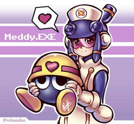 Meddy.EXE (Megaman Battle Network)