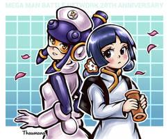 Jasmine and Meddy