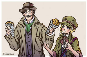 New Detective-in-Training (The Great Ace Attorney)