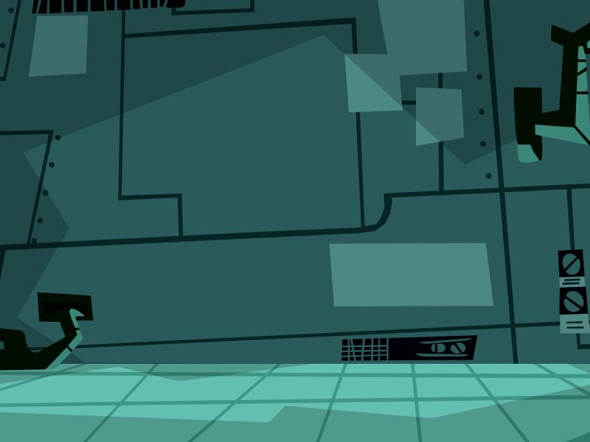 Danny Phantom Background Fenton Lab 1 By Christophr1 On Deviantart