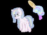 Adoptable pony CLOSED