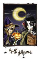 Halloween 2005 by Zackichan