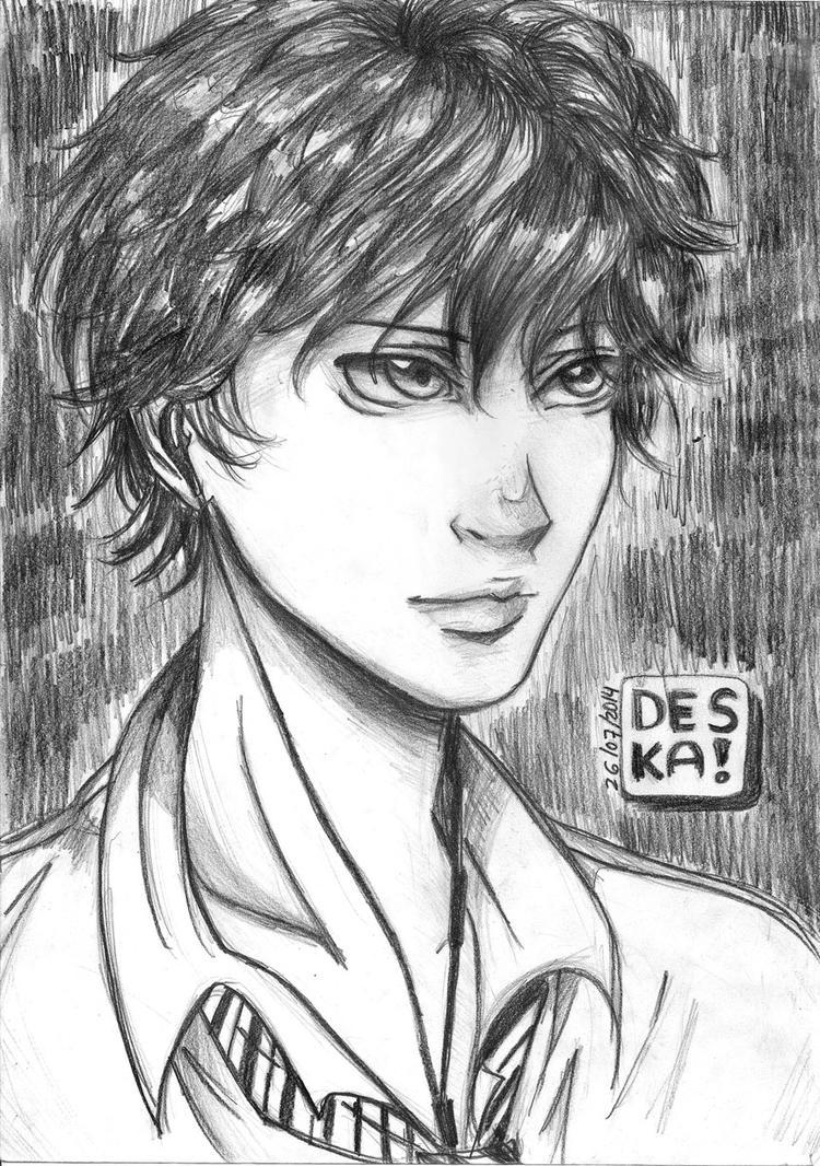 Mabuchi Kou by DeskaChan