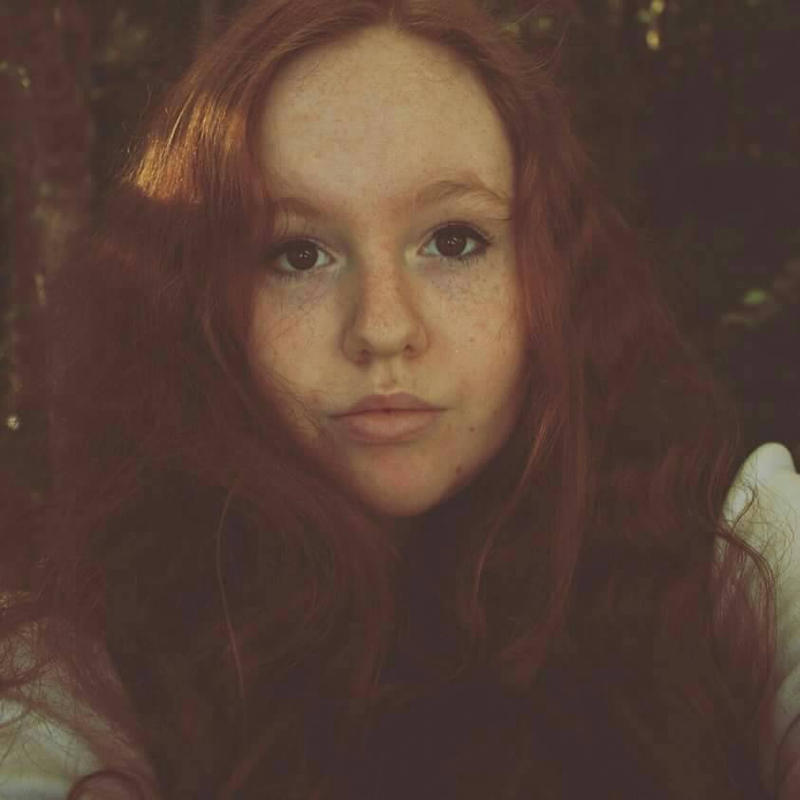 forest selfie by Pitaten2