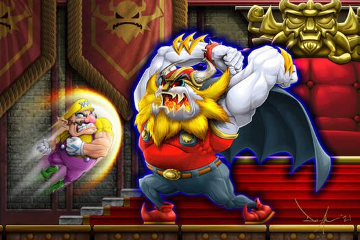 Wario Land: Shake It! for Nintendo Wii