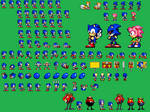 Classic sonic GBA (amy MetalS)