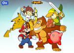Classic Smash Bros