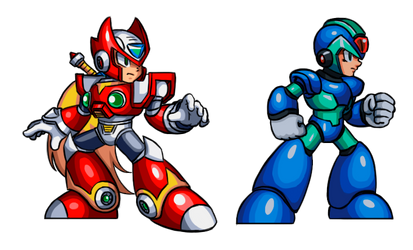 Megaman X4 Hd