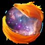 FireFoxGalaxyLogo by greenismean101