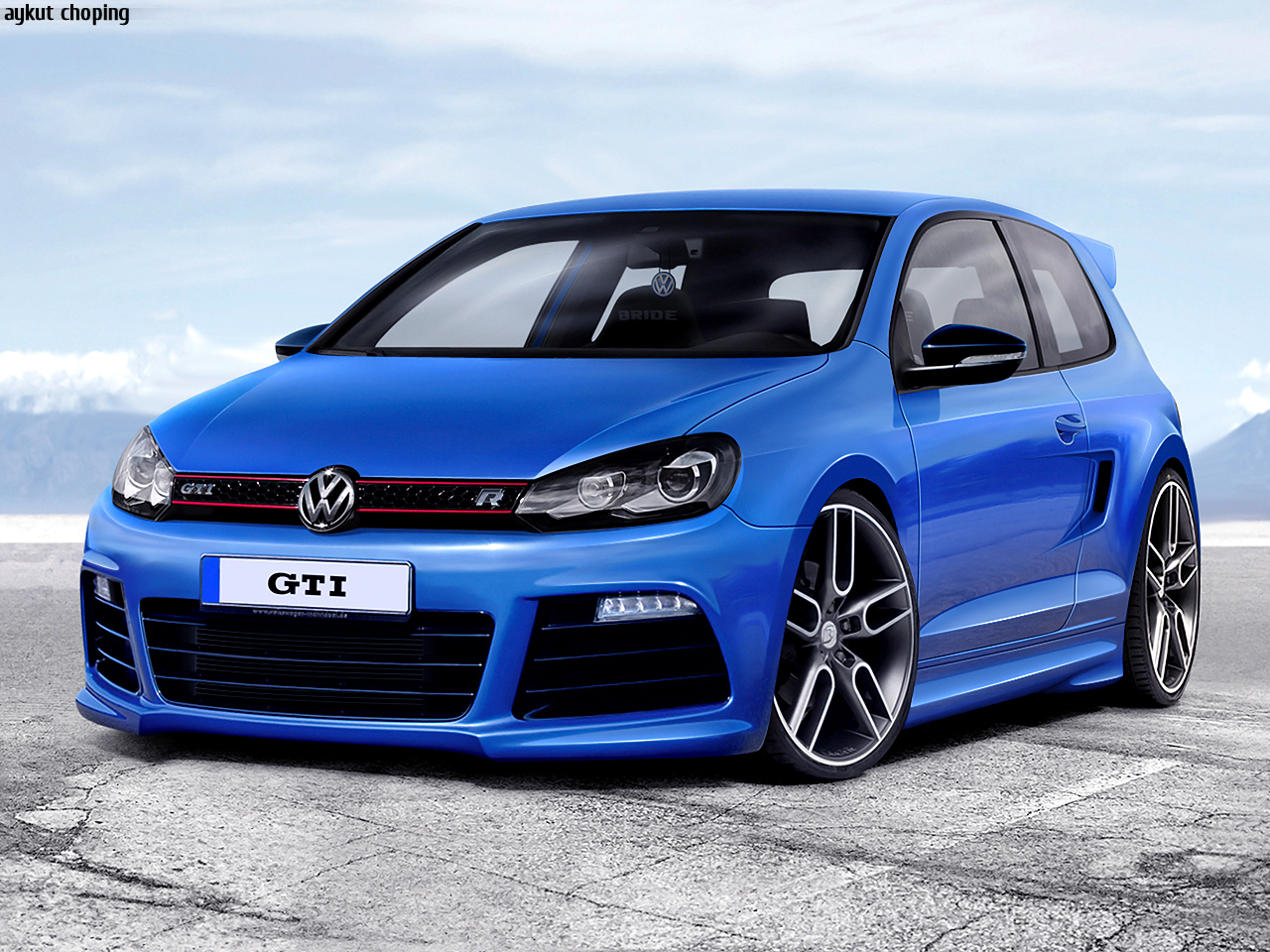 volkswagen golf gti by aykutfiliz on deviantart. Black Bedroom Furniture Sets. Home Design Ideas