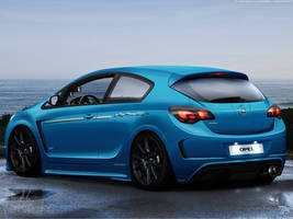 Opel Astra 2010 by aykutfiliz