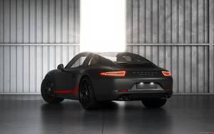 Porsche 911 Carrera S by aykutfiliz