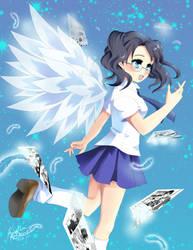 Mini A-Kon 8 Flyer by kriscomics