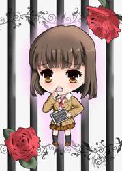 Chiyo Kurihara - Prison School by kriscomics