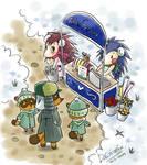 Animal Crossing : Valentines