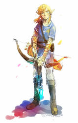 Zelda U by DC9spot