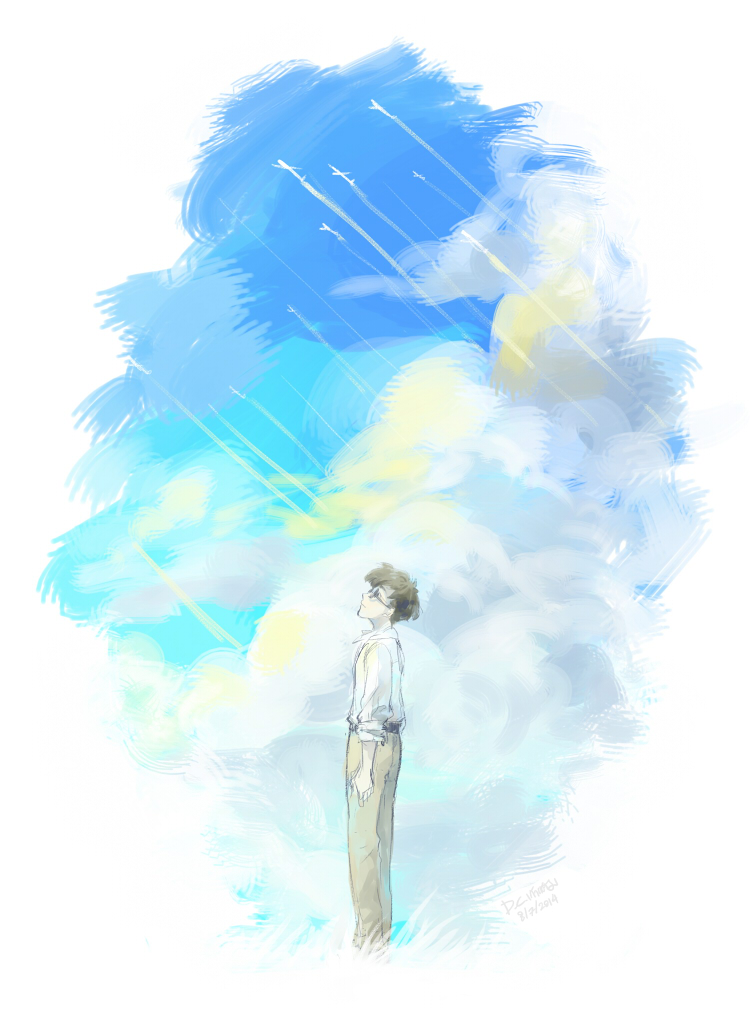 The Wind Rises By DC9spot