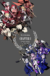 T1R : Chapter 1 by DC9spot