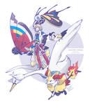OC Pokemon Trainer : Flying type
