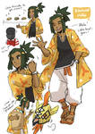 Pokemon sun and moon : Kahuna Hau!