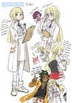 Pokemon Sun and Moon : Professor Lillie