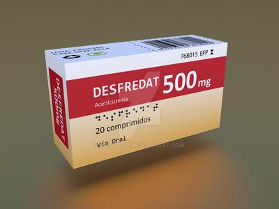 Ejemplo medicamento packaging by Aboyayo