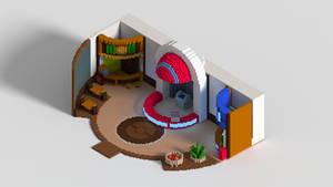Pokemon Sun/Moon Pokemon Center