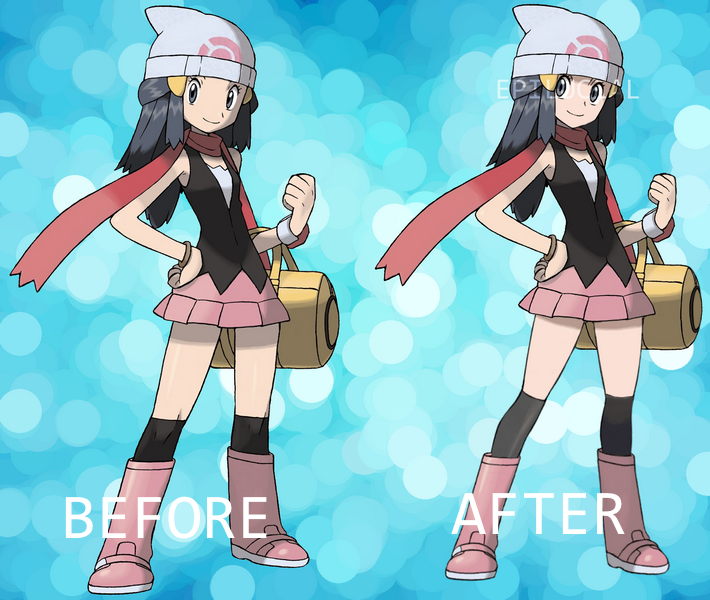 Pokemon Dawn: POKEMON : Dawn In XY Versions By Pavlover On DeviantArt